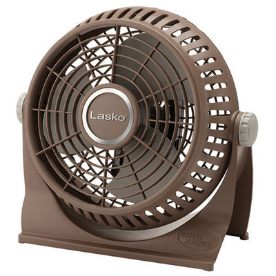 Lasko 10 inch Breeze Machine, Brown