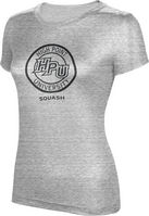 ProSphere Squash Womens TriBlend Distressed Tee