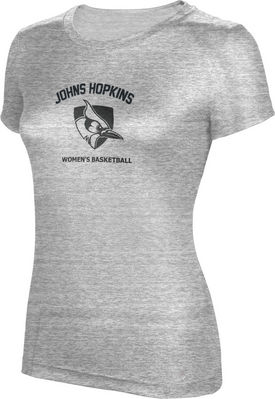 ProSphere Womens Basketball Womens TriBlend Distressed Tee