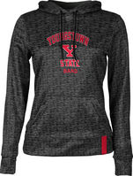 ProSphere Band Womens Pullover Hoodie