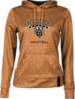 ProSphere Volleyball Womens Pullover Hoodie