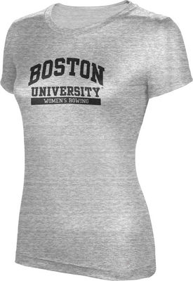 ProSphere Womens Rowing Womens TriBlend Distressed Tee