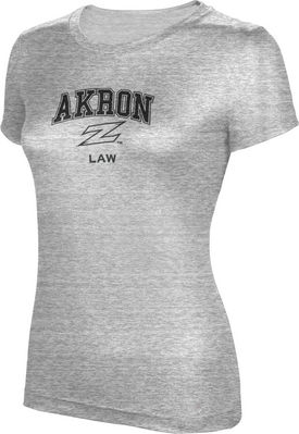 ProSphere Law Womens TriBlend Distressed Tee