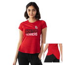 HEATHER FIRE RED AWL