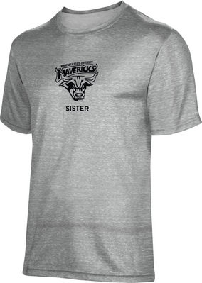 ProSphere Sister Youth Unisex TriBlend Distressed Tee