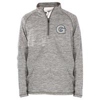 Garb Youth Boys Space Dye Quarter Zip Pullover Jacket
