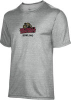 Spectrum Bowling Youth Unisex 5050 Distressed Short Sleeve Tee