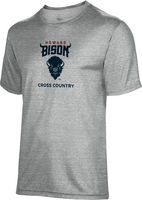 Spectrum Cross Country Youth Unisex 5050 Distressed Short Sleeve Tee