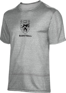 ProSphere Basketball Youth Unisex TriBlend Distressed Tee