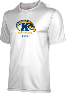 Spectrum Rugby Youth Unisex 5050 Distressed Short Sleeve Tee