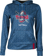 ProSphere Softball Youth Girls Pullover Hoodie