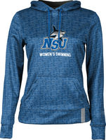 ProSphere Womens Swimming Youth Girls Pullover Hoodie