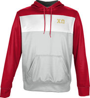 Chi Omega Unisex Pullover Hoodie Heather
