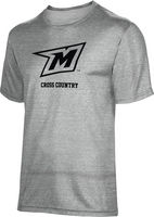 ProSphere Cross Country Unisex TriBlend Distressed Tee