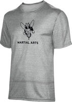 ProSphere Martial Arts Unisex TriBlend Distressed Tee
