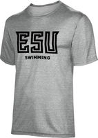 ProSphere Swimming Unisex TriBlend Distressed Tee
