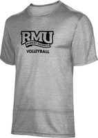 ProSphere Volleyball Unisex TriBlend Distressed Tee