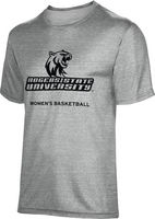 ProSphere Womens Basketball Unisex TriBlend Distressed Tee