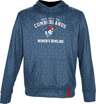 ProSphere Womens Bowling Unisex Pullover Hoodie