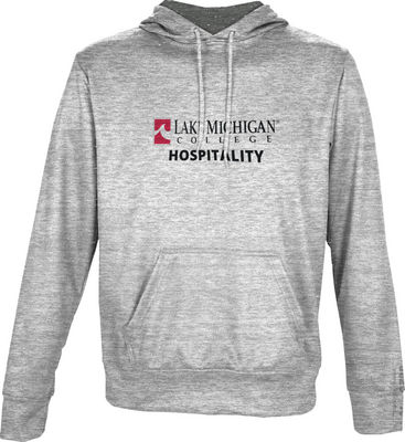 Spectrum Hospitality Administration Unisex Distressed Pullover Hoodie