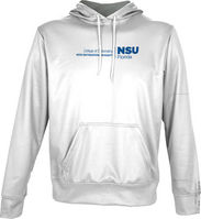 Adult Spectrum Osteopathic Medicine Distressed Pullover Hoodie