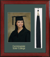 Framing Success Keepsake 7x5 Photo with Tassel Frame
