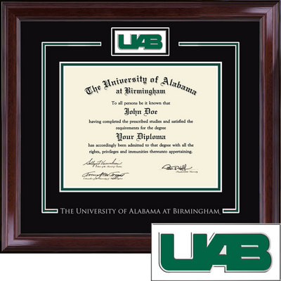 The UAB Bookstore Bookstore - Church Hill Classics Spirit Diploma ...