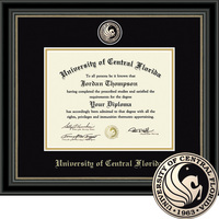 Church Hill Classics Masterpiece Diploma Frame. Masters & PhD.