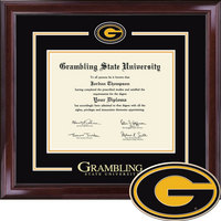Church Hill Classics Spirit Diploma Frame  AssociatesBachelorsMastersPh.D.