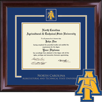 Church Hill Classics Spirit Diploma Frame  Bachelors, Masters