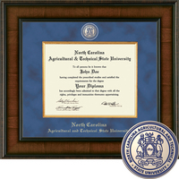 Church Hill Classics Presidential Diploma Frame  Bachelors, Masters