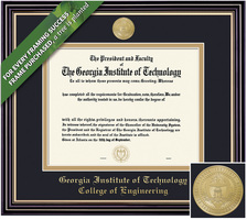 Framing Success Prestige Diploma Frame. Engineering