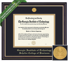 Framing Success Prestige Diploma Frame. Business