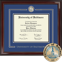Church Hill Classics Showcase Diploma Frame. Bachelors, Masters, or PhD