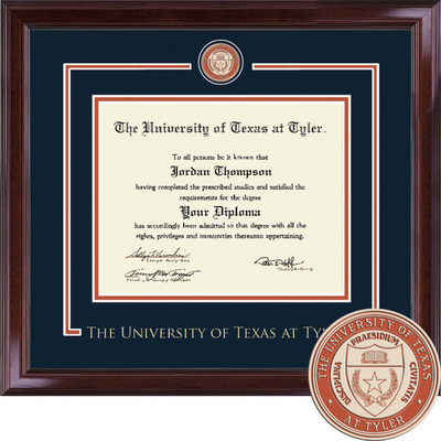 Church Hill Classics Showcase Diploma Frame. Masters, PhD. 11x14 Diploma