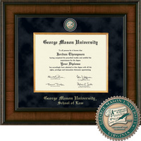 Church Hill Classics Presidential Diploma Frame.School of Law (Online Only)
