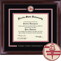 Church Hill Classics Showcase Diploma Frame. Bachelors or Masters