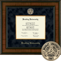 Church Hill Classics Presidential Diploma Frame. Bachelors, Masters, or Ph.D.
