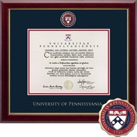Church Hill Classics Masterpiece Diploma Frame. Associates, Bachelors, Masters, or Ph.D.