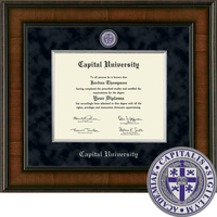 Church Hill Classics Presidential Diploma Frame. Bachelors and Masters