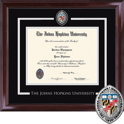 Church Hill Classics Showcase Diploma Frame. Bachelors Masters Ph.D. (ONLINE ONLY)