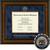 Church Hill Classics Presidential Diploma Frame. Associates, Bachelors, Masters