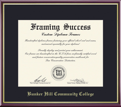 The Bunker Hill Community College Bookstore - Framing Success ...