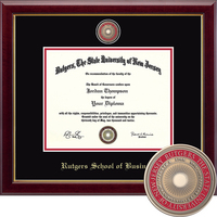 Church Hill Classics Masterpiece Diploma Frame, Bachelors Business