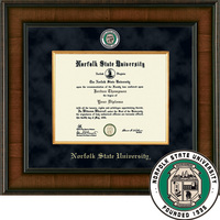 Church Hill Classics Presidential Diploma Frame.  Bachelors PhD (Online Only)
