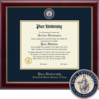 Church Hill Classics Masterpiece Diploma Frame Law. (Online Only)