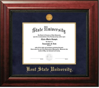 Jostens Summit Diploma Frame. Masters, PhD