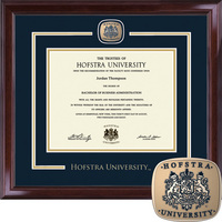 Church Hill Classics Showcase Diploma Frame. Bachelors, Masters, PhD. Available In Store Only