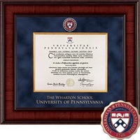 Church Hill Classics Presidential Diploma Frame Wharton (Online Only)
