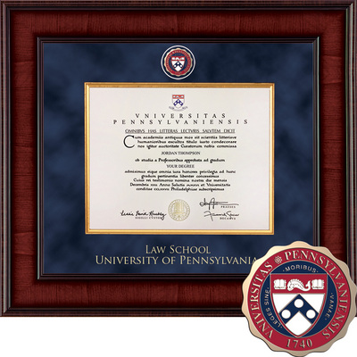 Church Hill Classics Presidential Diploma Frame Law (Online Only)